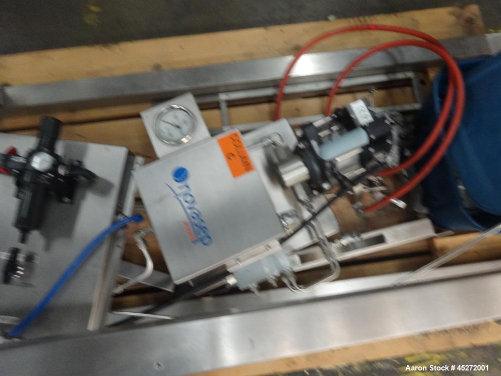 Used- Novasep HPLC Hipersep High Pressure Chromatography System