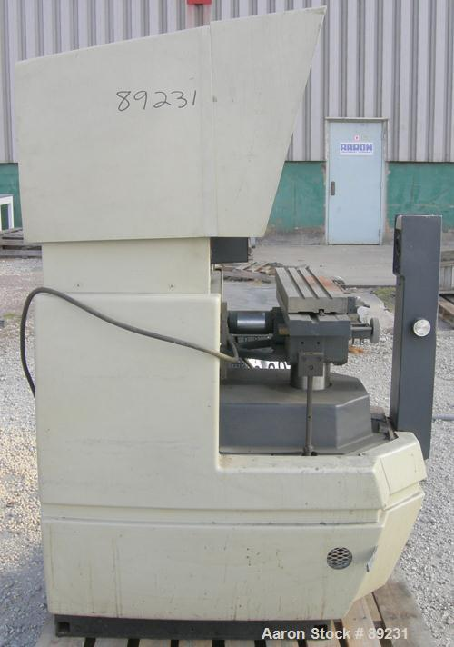 Used: Optical Gauging Products contour projector, model XL-14