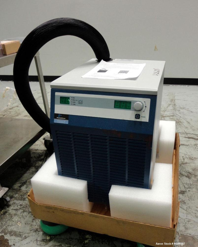 Used- Perkin Elmer Pyris6 DSC Differential Scanning Calorimeter. Part# N520-0084. Designed for thermoanalytical technique in...