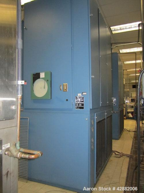 Used-Russells Technical Products Environmental  (Temperature/ Humidity) Chamber.  Model RD32-10-10   Self contained. Heat re...