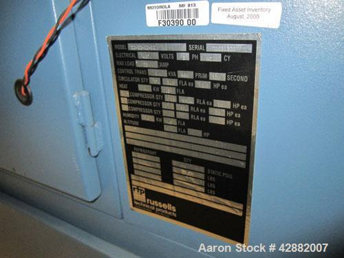 Used-Russells Technical Products Environmental  (Temperature/ Humidity) Chamber, Model RD32-10-10, self- contained. Heat rej...