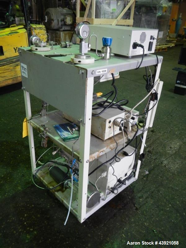 Used- Thar Instruments Particle Formulation System, Model SAS-50-1-BASE
