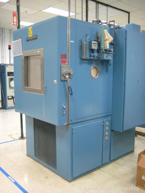 Used-Thermotron Temperature/ Humidity Chamber, Model SMX-35-5-5.  Self- contained. Year 1987.