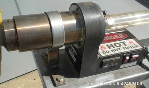Used- Sylvania Skorpion Process Air Heater, Model 076029. Air temperature controllable to 1400 deg.f. (760 c). 4.5kw, 230 vo...