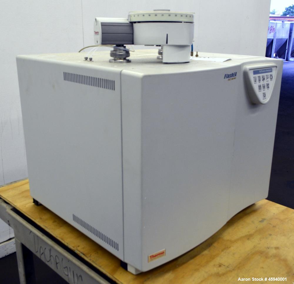 Used- Thermo Electron Flash EA 1112 Series N/Protein Analyzer