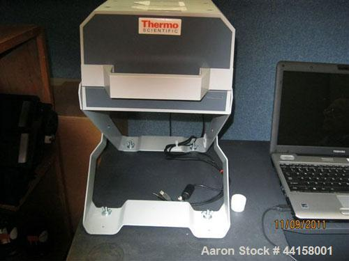 Used-Thermo Scientific Niton XL3t Handheld X-Ray Fluorescence (XRF) Analyzer, Model XL3t 700.  Equipped with a 50 kV x-ray t...