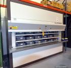 Used-Hanel Storage Systems Type 990 Rotomat Industrial Storage Carousel. Maximum payload per shelf 524 pounds, maximum total...