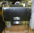 Used- Stainless Steel Carlise Glove Box, Model AMP-1000