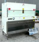 Used- Baker Company Biological Safety Cabinet, Model SG-600, 304 Stainless Steel. Chamber 23