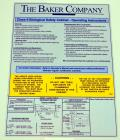 Used- The Baker Company SterilGard III Advance Class II Biological Safety Cabine