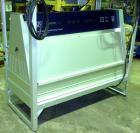 Used- QUV Accelerated Weathering Tester, Model QUV/CW. Temperature range 35 to 80 deg C. Cool white fluorescent UV exposure....
