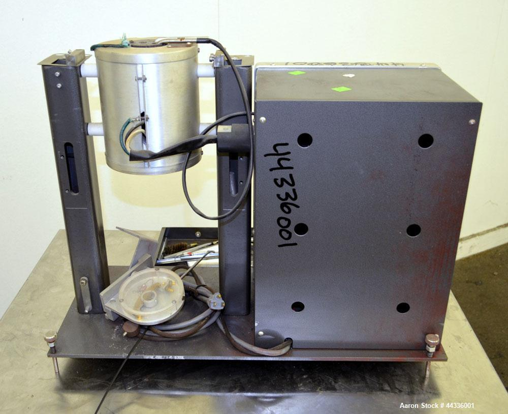 Used- Tinius Olsen Extrusion Plastometer/Melt Indexer, Model UE-4-78.
