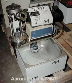 "Used- TMI Viscometer, Model VM.011, 304 Stainless Steel. Bath measures 13"" long x 12"" wide x 5 1/2"" deep. Used to measure vi..."
