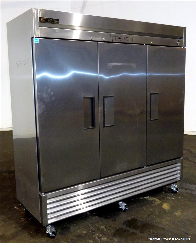 Used- True Manufacturing Commercial Refrigerator, Model T-72F