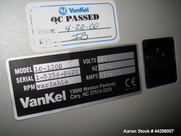Used- Van Kel VK-7000 Dissolution Test Station