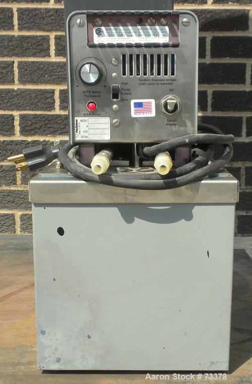 "Used- VWR Scientific Heated Circulator, Model 1130A. Chamber 11 1/2"" long x 6"" wide x 6"" deep. 6 liter capacity, temperature..."