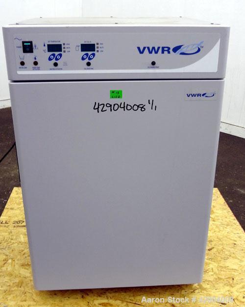 Unused- VWR Scientific Water Jacketed CO2 Incubator, Model 2400, 6.7 Cubic feet