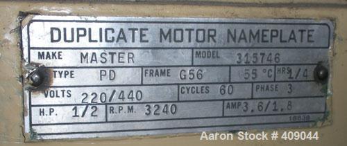 "Used Radial Arm Drill, Carlton, Model 1A,  Capacity 5' x 11"", 220/440 Volts, 60 Hz, 3 Phase, Column Diameter: 11"", Arm Lengt..."