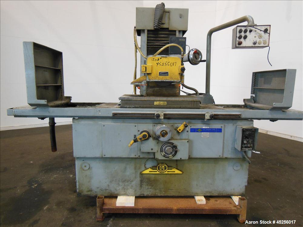 """Used  ELB Schliff 12"""" X 24"""". 3 Axis Surface Grinder. Coolant Tank with pump, Electromagnetic 12"""" X 24"""" Chuck and Chuck Contr..."""