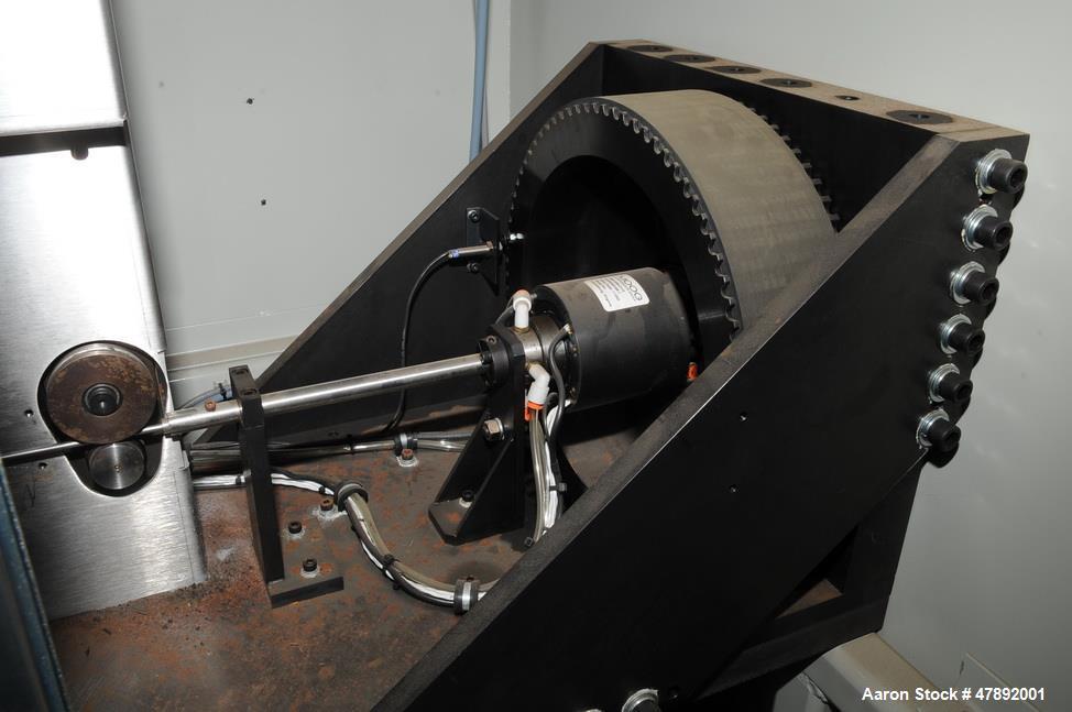 Used- AIM CNC Wire Bending Machine, Model AFC-8 3D