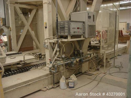 """Used-Altron Automation 5 Axis CNC Router.  (2) Part pallets, one from the front and one from the rear; CNC envelope, X-72"""", ..."""