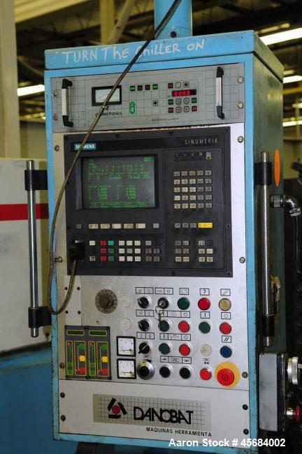 "Used- 44"" x 160"" Danobat CNC Surface & Way Grinder"