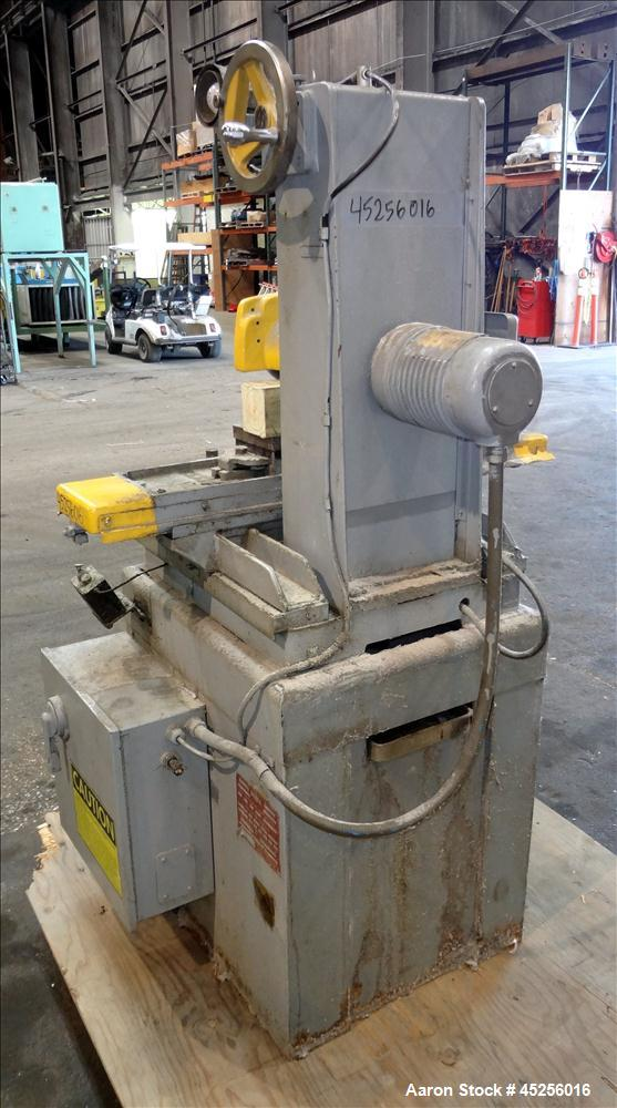 Used- DoAll Surface Grinder, Model DH612