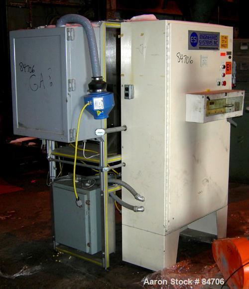Used- ESI Off Line Manual Dielectric Spark Plug Insulator Test Machine