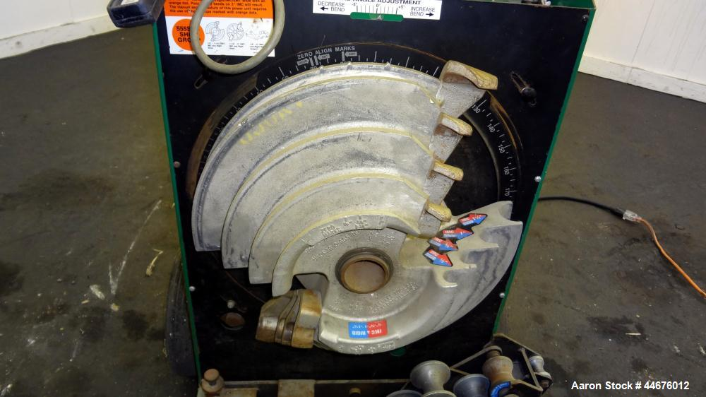 Used-Greenlee 555 Speed Bender