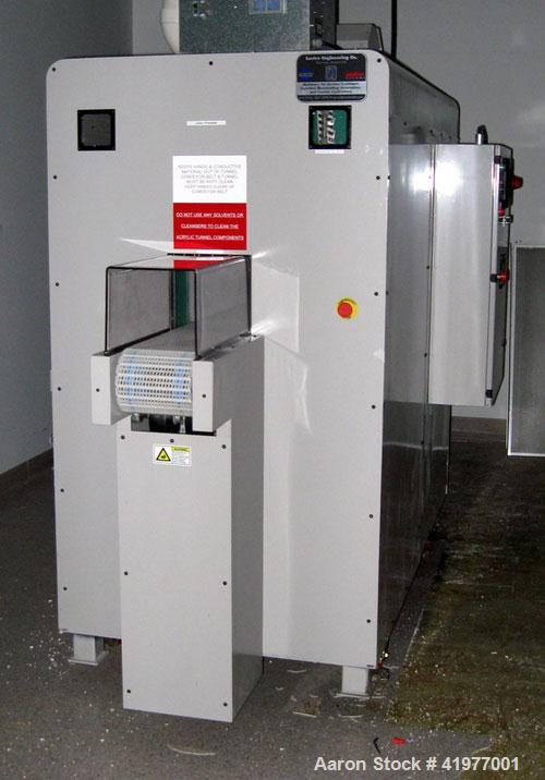 """Used-Lectron LT2000 Plasma Treater for Plastics. 9' long x 4' wide x 7' high, tunnel is 8"""" wide and 9"""" high, operates on 220..."""