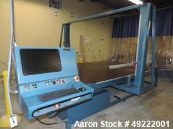 Used- Xydroid CNC Contour Foam Cutting Machine.