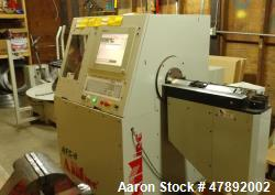"Used- Aim Wire Bending Machine, Model AFC-8. Will process and have tooling for wire from 1/4"", 3/16"", , 11, 12, 13 gauge. Ma..."
