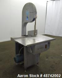 Used- Biro Meat Saw, Model 3334.