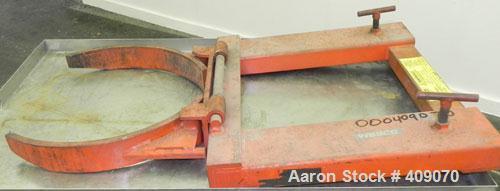 Used-Used- Wesco Drum Grab, 1500 Pound Capacity.