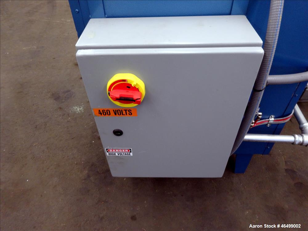 Used- Ramco Equipment Migi-Kleen Parts Dryer, Model MK48EBSS, 304 Stainless Steel. 150 Pound capacity, heating rated 18 kw. ...