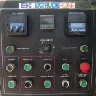 Used- Extrude Hone Vector Precision Deburring and Polishing System, Model 8/6. Capable of polishing large extrusion and form...