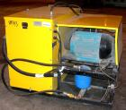 USED: Ultraflo Systems Inc Power Washer, model S830K2472A3-600. Electrically heated. Approximately 8 gallons per minute, 300...