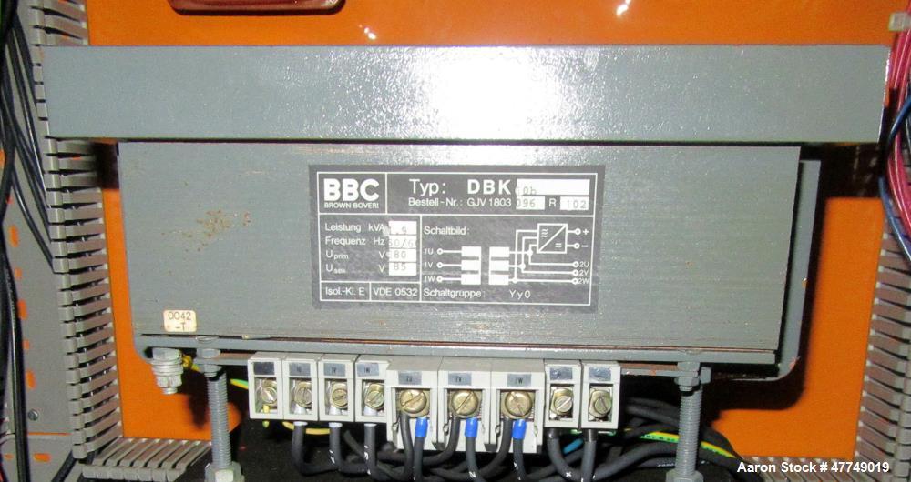 Used-Natec panel