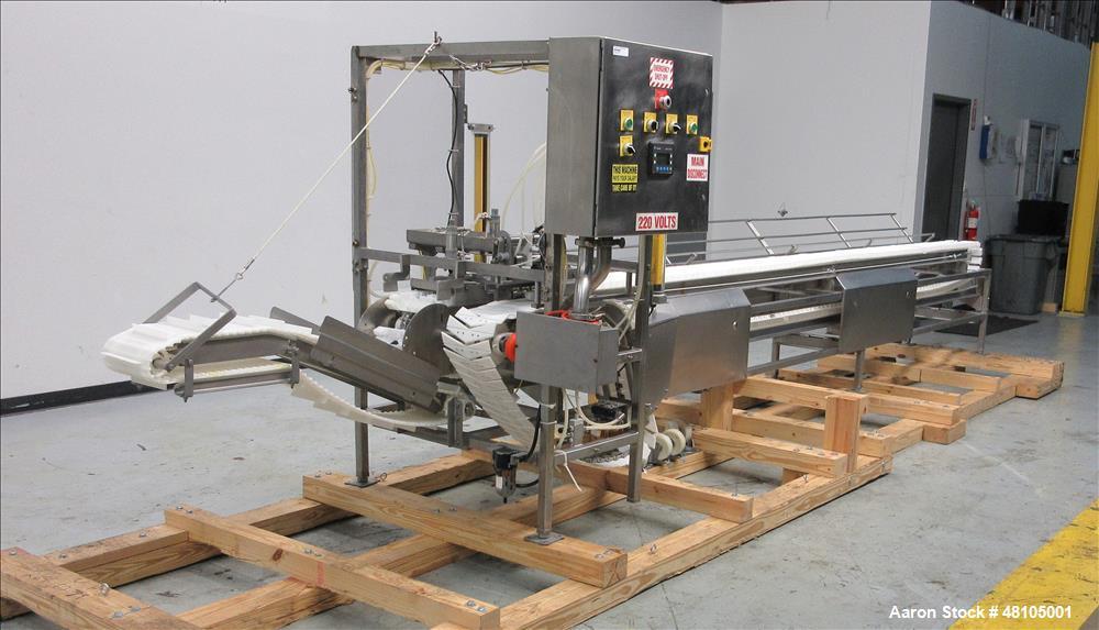 Used- AFS Semi Automated Kebab/Brochette Machine, Model KW 2001.