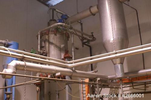 Used-Alfa Laval Rendering Plant