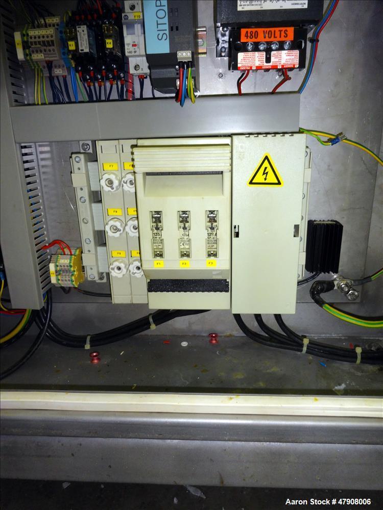 Used- WB Busser Technologies Blender (Mincer)