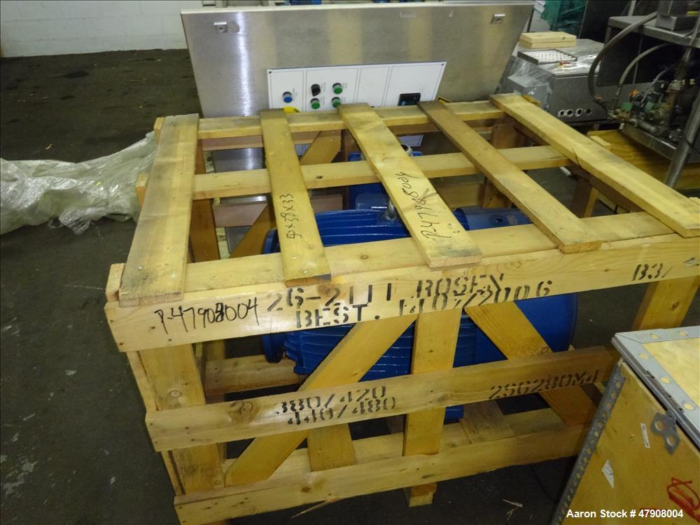 Used- Meateq Mincer/Grinder, Model G2004090L.