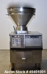Used- Handtmann VF200 Vacuum Stuffer with Linker.