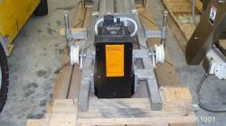 Used- Meincke Two Roll Extruder/Expander