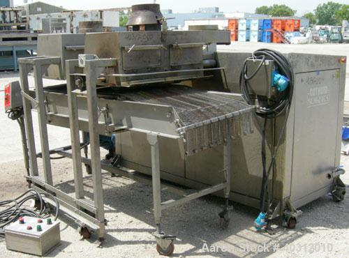 Used- Nothum Manufacturing Gas Fired CharMarker/ Searing Machine, Model NCM-2400
