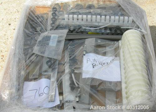 Used- Stainless Steel Nutec Patty Former, model 760