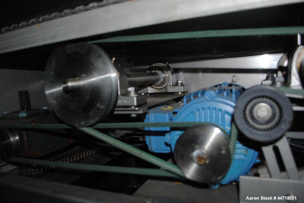 Used-Pisces Fillet Machine, Model VMK FR50