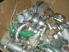 Used- Marlen Research Pump, model OPTI 220, 316 stainless steel. (2) Approximately 8 1/2