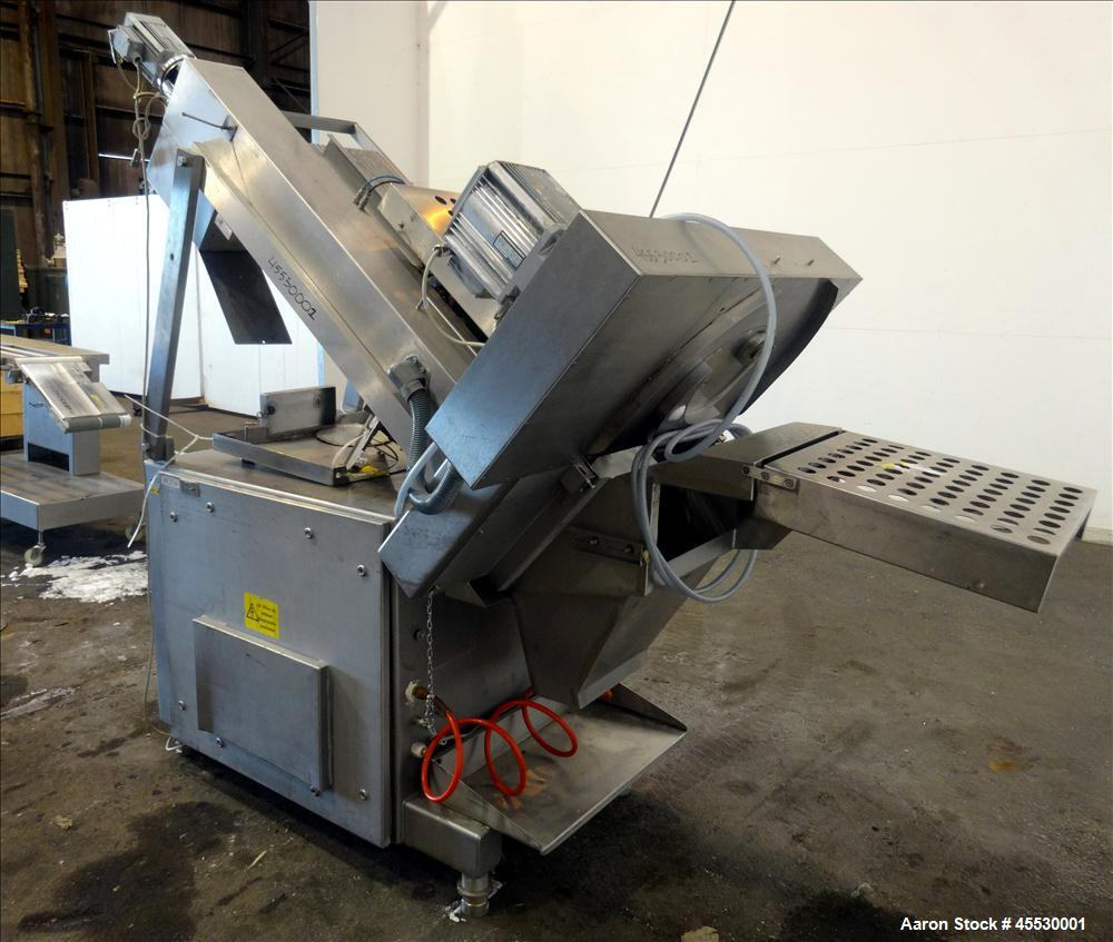 Used- Weber Heavy Duty Circular Slicer, Type CCS7000