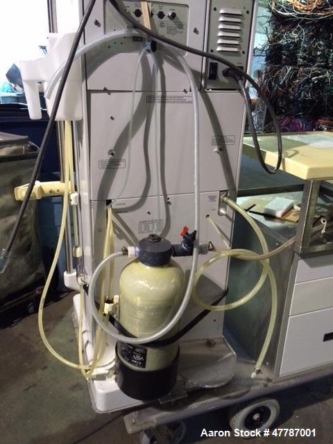 Used- Fresenius 2008K2 Hemodialysis Machine. Modular design. Self loading blood pump, adjustable speed.